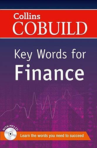 9780007489848: Collins Cobuild Key Words for Finance