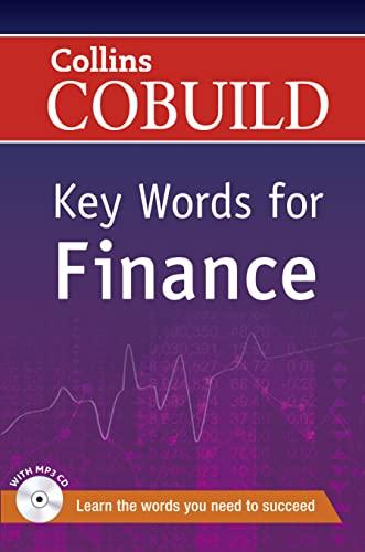 9780007489848: Key Words for Finance (Collins Cobuild)
