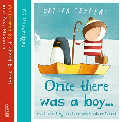 9780007490110: Once there was a boy...