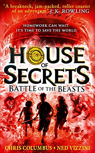 9780007490165: Battle of the Beasts (House of Secrets, Book 2)