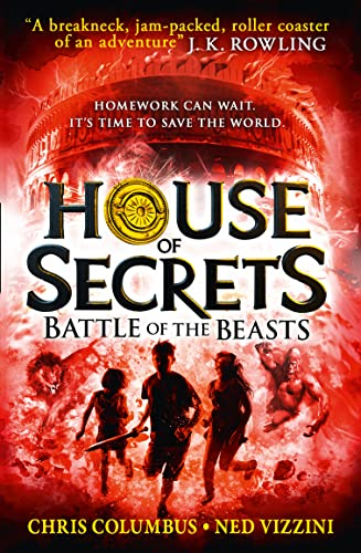 9780007490172: House Of Secrets. Battle Of The Beasts