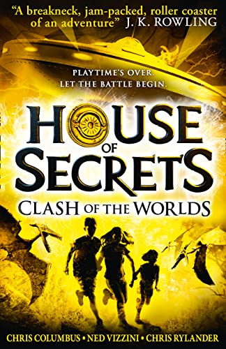 9780007490189: Clash of the Worlds (House of Secrets, Book 3)