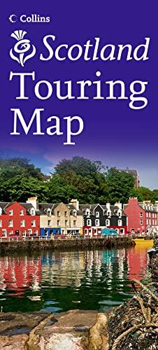 9780007490516: Collins Scotland Touring Map