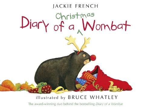 9780007490714: Diary of a Christmas Wombat