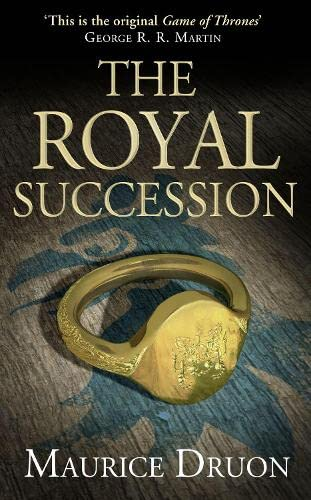 9780007491315: The Royal Succession (The Accursed Kings)