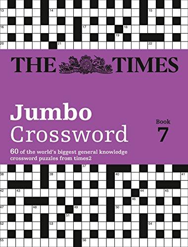 9780007491667: The Times 2 Jumbo Crossword Book 7