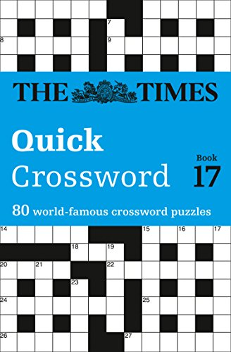 9780007491681: Times Quick Crossword Book 17: 80 General Knowledge Puzzles from The Times 2