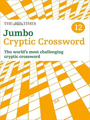 9780007491698: The Times Jumbo Cryptic Crossword Book 12 (Crosswords)