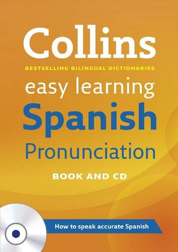 9780007491933: Spanish Pronunciation (Collins Easy Learning Spanish) (Spanish and English Edition)