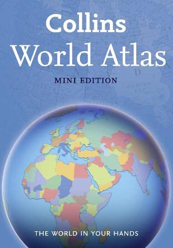 9780007492282: Collins World Atlas: Mini Edition: Handy Reference Atlas for Exploring the Whole World
