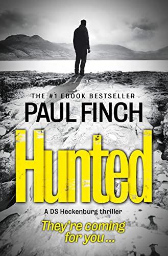 9780007492336: Hunted (Detective Mark Heckenburg, Book 5)