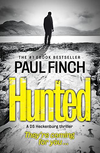 9780007492336: Hunted (Detective Mark Heckenburg, Book 5) (Ds Heckenburg)