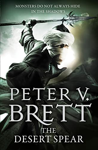 9780007492558: The Desert Spear (The Demon Cycle, Book 2) (Demon Cycle 2)