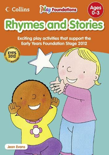 9780007492640: Play Foundations - Rhymes and Stories