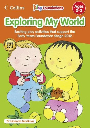 9780007492671: Exploring My World (Play Foundations)