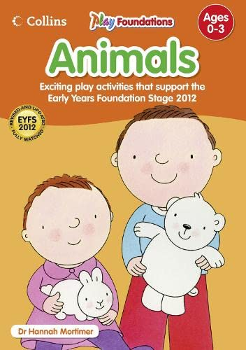 9780007492688: Animals (Play Foundations)