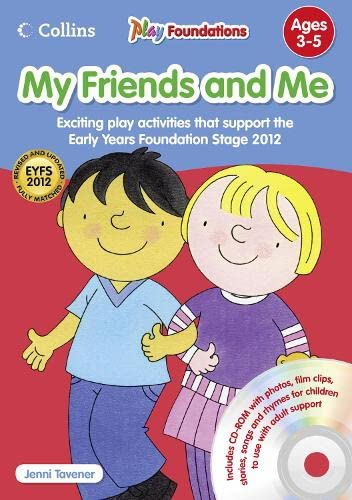 9780007492695: Play Foundations - My Friends and Me
