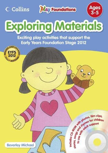 9780007492701: Exploring Materials. Beverley Michael (Play Foundations)