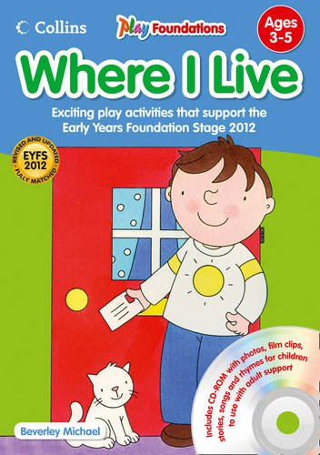 9780007492718: Play Foundations - Where I Live