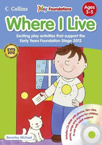9780007492718: Where I Live (Play Foundations)
