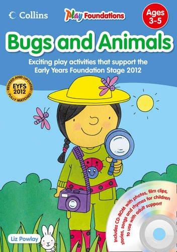 9780007492732: Play Foundations - Bugs and Animals