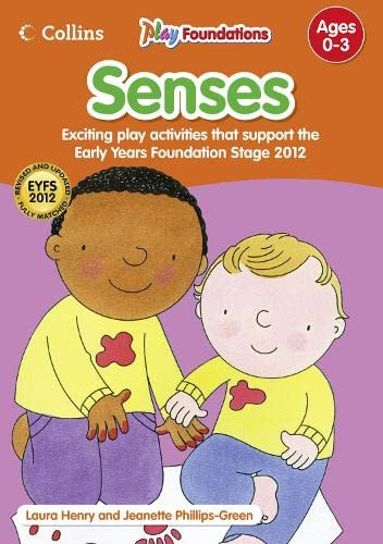 9780007492756: Play Foundations - Senses