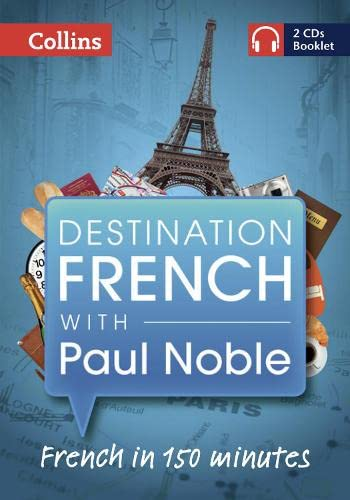 9780007492879: Destination French with Paul Noble