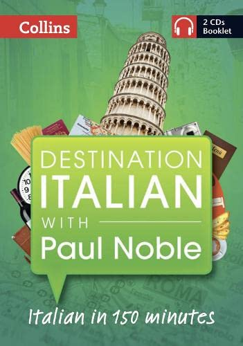 9780007492886: Destination Italian with Paul Noble