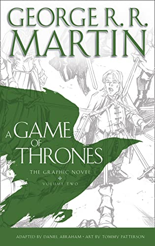 9780007493043: A Game of Thrones: Graphic Novel, Volume Two: Volume two