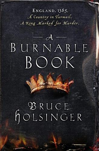 9780007493296: A Burnable Book