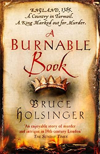 9780007493326: A Burnable Book (John Gower  1)