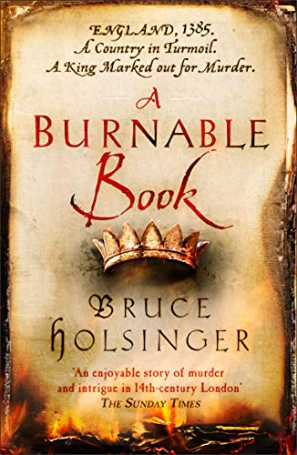 9780007493326: A Burnable Book
