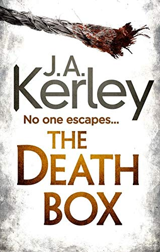 9780007493654: The Death Box (Carson Ryder, Book 10)