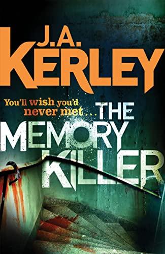 9780007493678: The Memory Killer (Carson Ryder, Book 11)