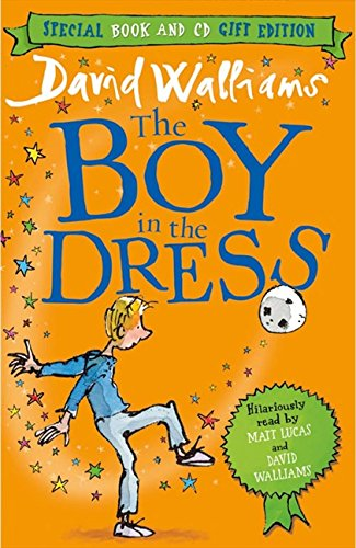 9780007493968: The Boy in the Dress (Book & CD)