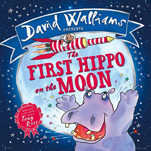 9780007494002: The First Hippo on the Moon