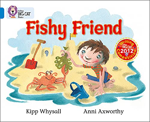 9780007494248: Fishy Friends (Collins Big Cat)