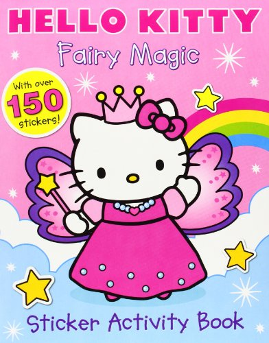 9780007494767: Fairy Magic Sticker Book (Hello Kitty)