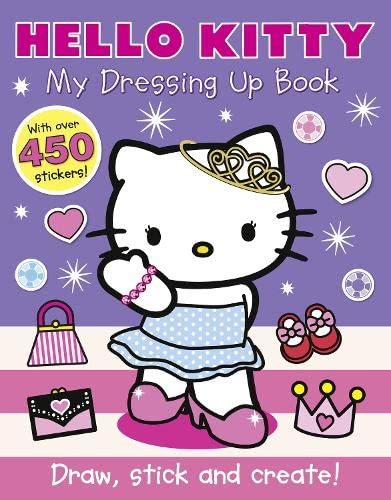 9780007494774: Hello Kitty - My Dressing Up Book