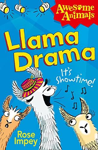 9780007494781: Llama Drama (Awesome Animals)