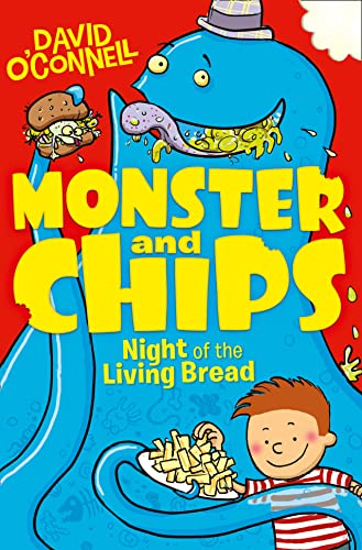 9780007497171: Night of the Living Bread (Monster and Chips)