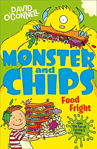 9780007497195: Food Fright (Monster and Chips)