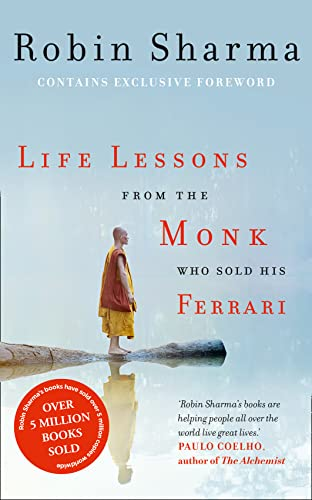 9780007497348: Life Lessons from the Monk Who Sold His Ferrari