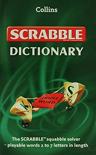 9780007497737: Collins Scrabble Dictionary: A format edition