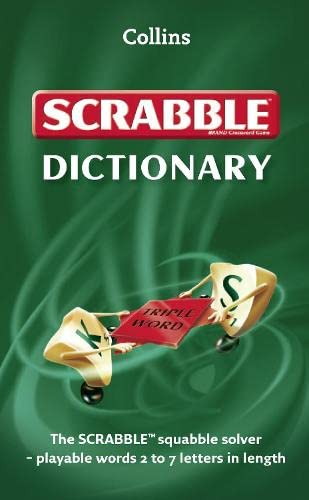 9780007497737: The Collins Scrabble Dictionary