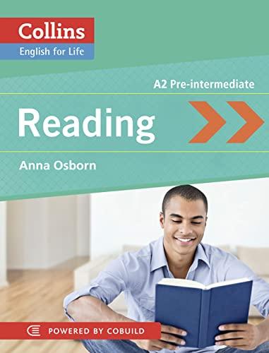 9780007497744: Reading: A2 Pre-Intermediate (English for Life)