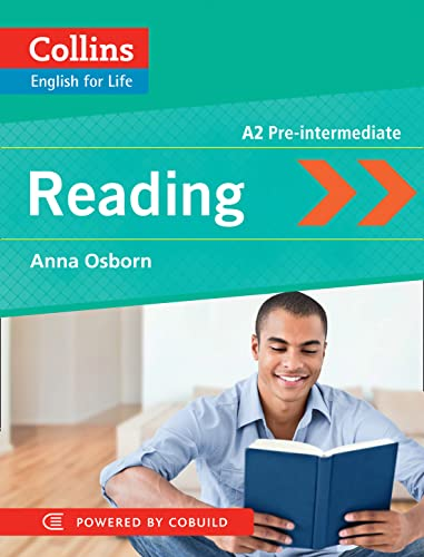 9780007497744: Reading: A2 Pre-Intermediate (English for Life)