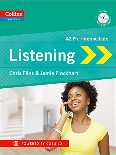 9780007497751: Listening: A2 (Collins English for Life: Skills)