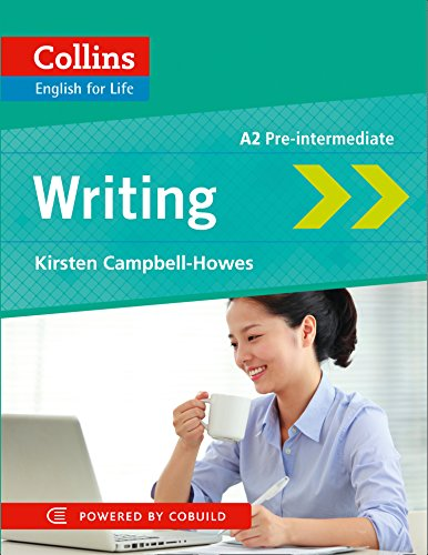 9780007497768: Writing: A2 Pre-intermediate (English for Life)