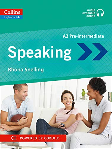 9780007497775: Collins English for Life: Speaking A2 (Paperback and CD) (Collins English for Life: Skills)